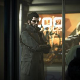 Deus Ex Is Not Going Anywhere Just Yet