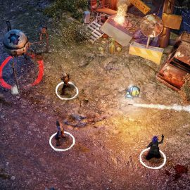 Wasteland 2: Director's Cut On Its Way To The Switch