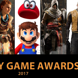 PRESENTING: Rectify Game Awards 2017