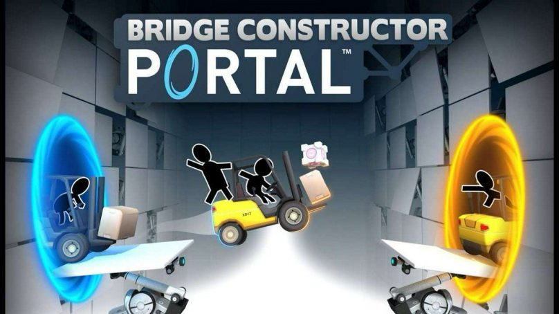 Valve has announced Bridge Construction Portal, a spin off game from the Portal series