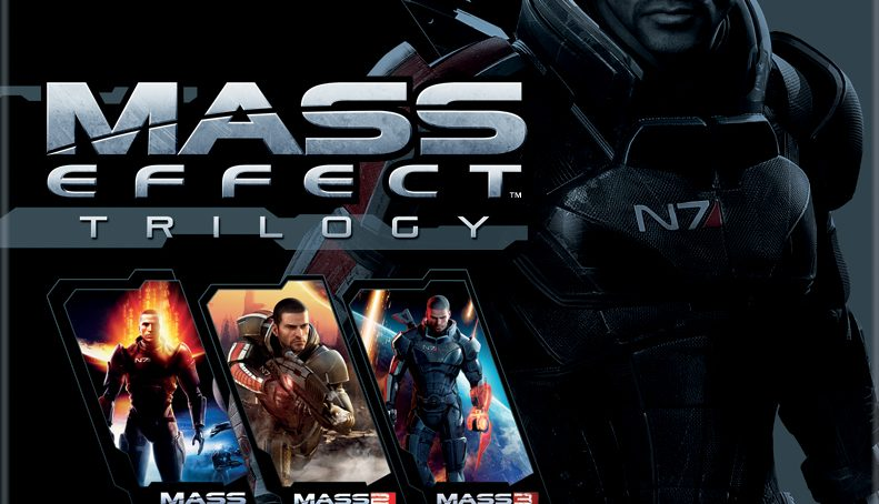 Mass Effect 2 and 3 now available as downloadable for Xbox 360/One