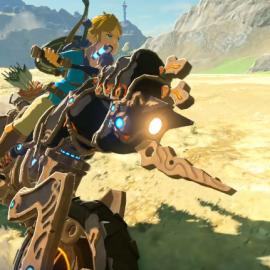 Zelda BOTW Champions Ballad DLC launching TONIGHT!