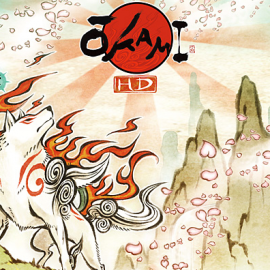 Okami HD is now available for the Xbox One, PC, and PS4