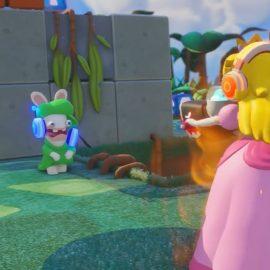 Mario + Rabbids Kingdom Battle Gets Free Versus Mode