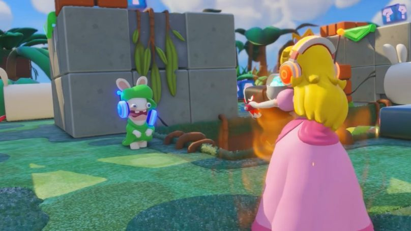 Mario + Rabbids Kingdom Battle Gets Free Versus Mode