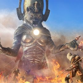 New Assassin's Creed: Origins Update Brings Horde Mode Plus Others
