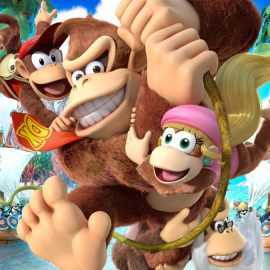 Donkey Kong Country: Tropical Freeze Coming To Nintendo Switch