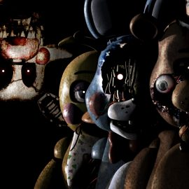 Five Nights At Freddy's Movie Getting Harry Potter Director