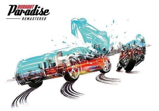 Burnout Paradise Remastered Arrives March 16th