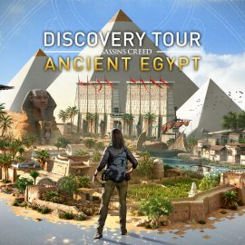 Assassin's Creed: Origins Educational Mode Coming Next Week