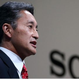 Sony CEO Kaz Hiari Stepping Down From Position In April