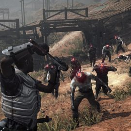 Another Beta Is Coming For Metal Gear Survive