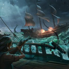 Rare launches a full-game update to Sea Of Thieves squashing a lot of day one bugs