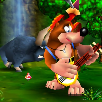 Banjo Kazooie Could Come To Smash