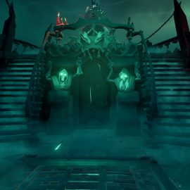 Rare is going to charge players gold every time they die in Sea Of Thieves