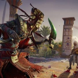 What's Coming To Assassin's Creed: Origins For March