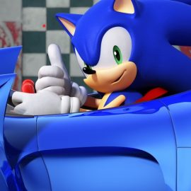 SEGA teases new Sonic kart racer