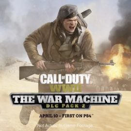 Second DLC Pack For Call of Duty: WW2 Announced