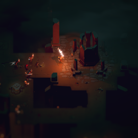 Below could come to PlayStation 4 and Nintendo Switch