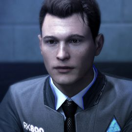 Sony has announced that Detroit Become Human has gone Gold!