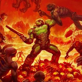 Bethesda is teasing DOOM 2