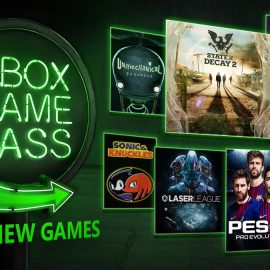 Eight new titles are being add to Xbox Game Pass in May including State of Decay 2