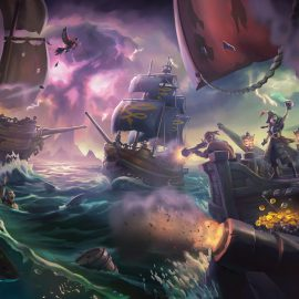 Sea of Thieves: A Wasteland of Adventure