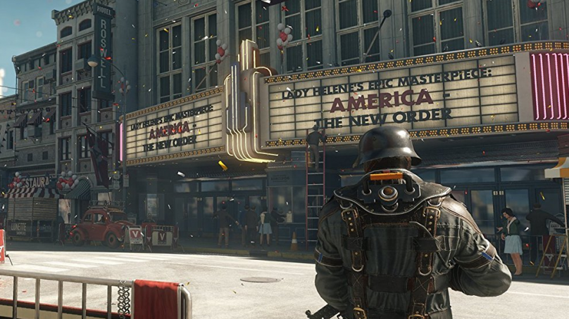 Wolfenstein II will launch on the Nintendo Switch on June 29th