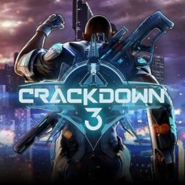 Crackdown 3 has been rated in Brazil