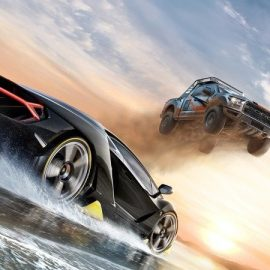 Forza Horizon 4 Confirmed For an E3 Reveal
