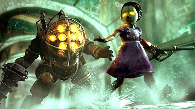 2K Games is making a new studio to bring back Bioshock