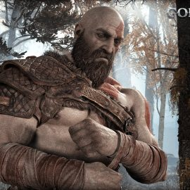God of War is the best selling game in the latest UK charts