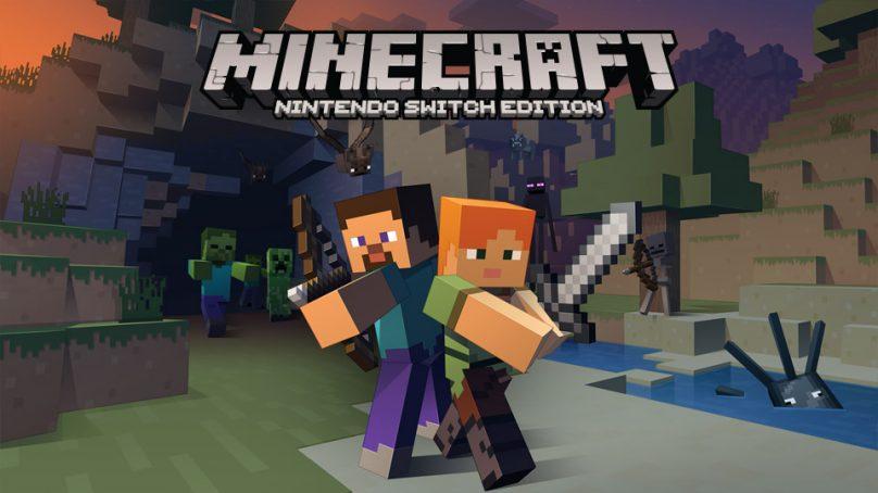 Minecraft on Switch getting Xbox Achievements