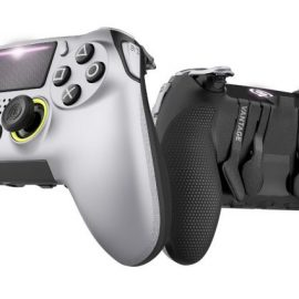 Sony has announced a new PlayStation Pro controller officially licensed by Scuf Gaming