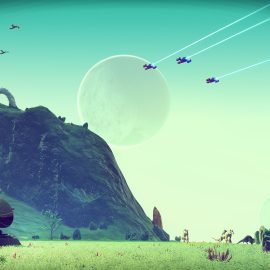 No Man's Sky Releasing On Xbox One This July 24th With Multiplayer