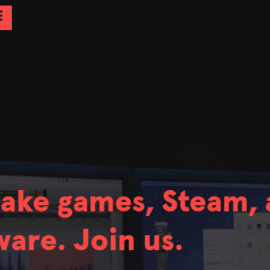 Valve gets new branding, confirms that they are still developing games
