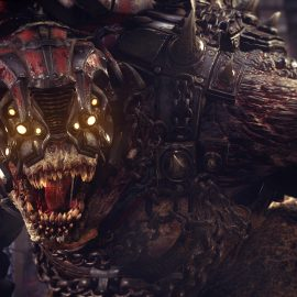 Rod Ferguson Wants To Bring Gears Of War Brumak To Monster Hunter World