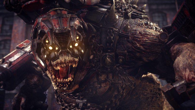 Rod Ferguson Wants To Bring Gears Of War Brumak To Monster Hunter World