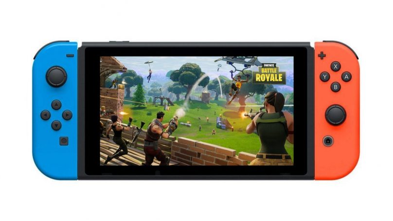 Rumor: Iron Galaxy is working on Fortnite for Nintendo Switch