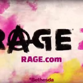 RAGE 2 has been officially announced, gameplay trailer coming tomorrow