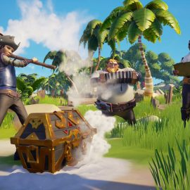 Inside Xbox Tomorrow Will Give First Look At Sea of Thieves Content Update