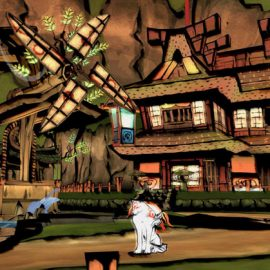 Okami HD Releases on Switch This August