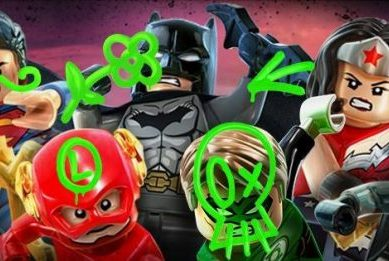 Teases For LEGO DC Villains Emerged