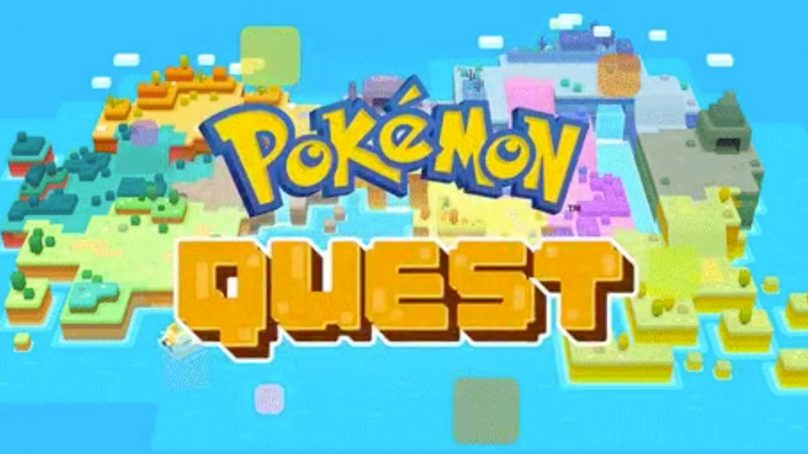 Pokémon Quest Announced for Nintendo Switch and Smartphones