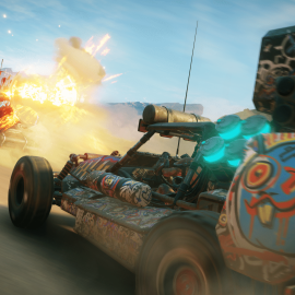 RAGE 2 is set to launch in 2019