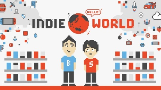 Nintendo has applied for a trademark called Indie World