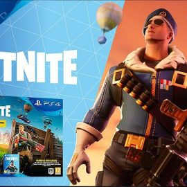 A PlayStation 4 Fortnite Bundle Is Coming July 16th