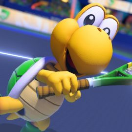 Nintendo Bringing Three New Characters To Mario Tennis Aces For Free this Fall
