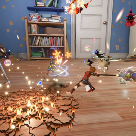 E3 2018: Hands on Impressions of Kingdom Hearts 3 on Xbox One
