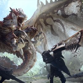 """Monster Hunter World """"Can't Be Done"""" For Switch"""